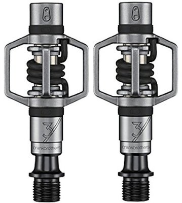 Pedale Crank Brothers EggBeater 3 Black