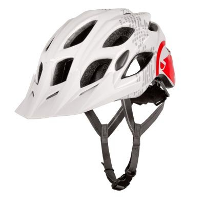Endura kaciga Hummvee Gloss White L-XL