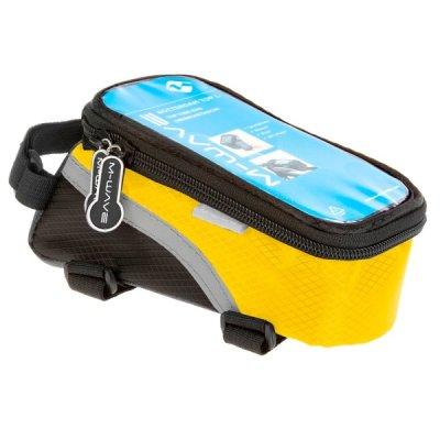 Torbica na ramu za mobitel žuta 122556