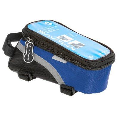 Torbica na ramu za mobitel plava 122554
